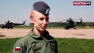 kobiety za sterami polskich samolotw w wojsku