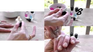 DIY Manicure with Zoya Nail Po…