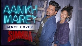Aankh Marey - Simmba | Dance Video | Ranveer Singh,Sara Ali Khan | Mika, Neha Kakkar, Kumar Sanu