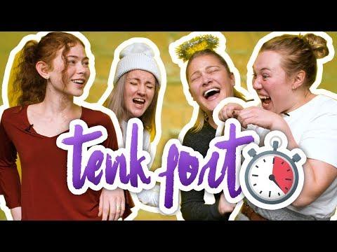 Yrker og Dyr | Ellen, Nellie, Piateed og Marte | Nordic Screens TV
