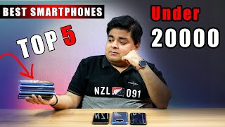 5 Best Phones Under ₹20000   November 2020⚡