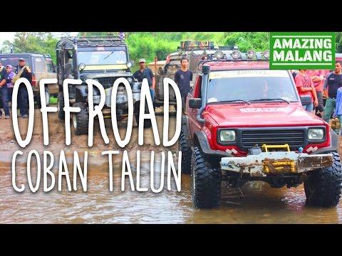 Offroad Bareng Komunitas Taft Diesel Indonesia di coban Talun Batu, Jawa Timur - Indonesia