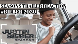 Justin Bieber: Seasons | Official Trailer Ft. Yummy | YouTube Originals (REACTION)
