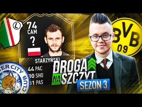 STARZYŃSKI CHCE ODEJŚĆ! 😱 - DNS #24 | FIFA 17