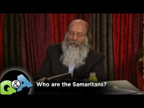 Who are the Samaritans? - Q&A with Michael Rood