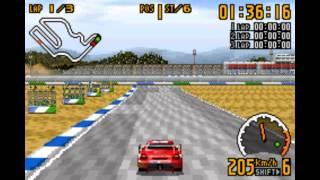 Top Gear GT Championship (Zen-Nihon GT Senshuken) GBA