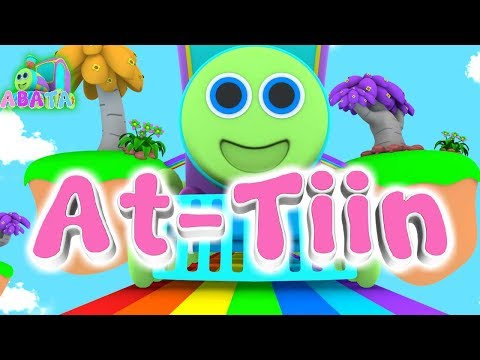 Animation 3D Juz Amma At Tiin | Recite Quran with Battar | ABATA Channel