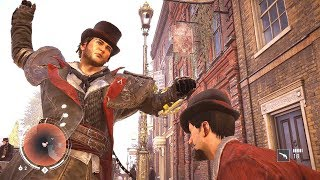 Assassin's Creed Syndicate A day in Jacob Frye's life. Shoot a person Ep 2 Ultra Settings