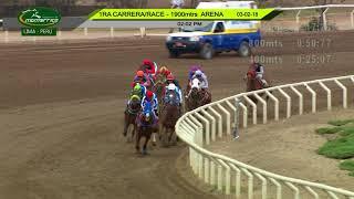Vidéo de la course PMU HANDICAP 1900 M