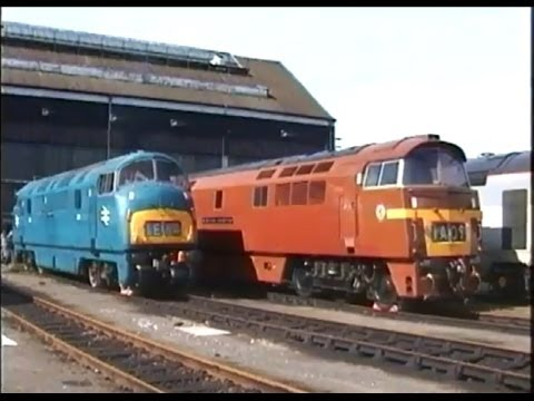 Old Oak Common Open Day, 19th March 1994