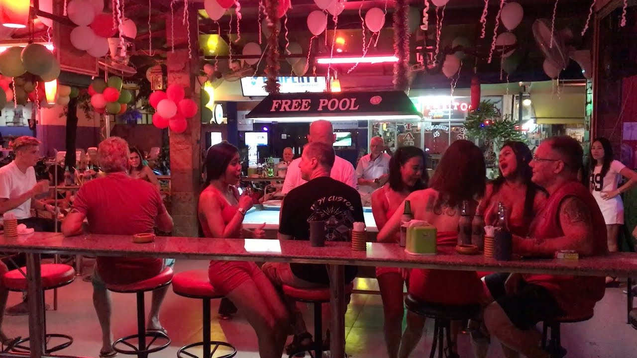 Sexy Thai Bar Girls In Jomtien - Youtube-7055