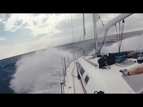 Sailing Mediterranean Sea 2014
