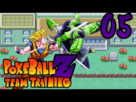 PokéBall Z Team Training: Episode 5 - CELL GAMES