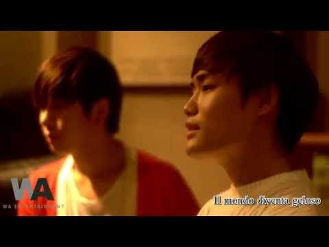 Bromance - Love Is.. [ The Heirs OST ] SUB ITA