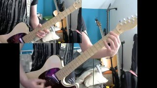 Marilyn Manson - Angel With the Scabbed Wings (guitar cover)