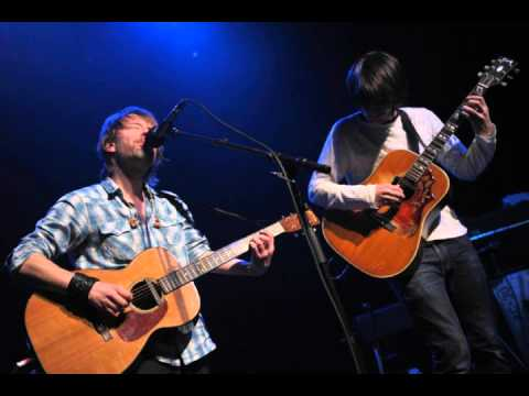 Thom Yorke & Jonny Greenwood - Motion Picture Soundtrack (acoustic, april 21st 1995, Netherlands)
