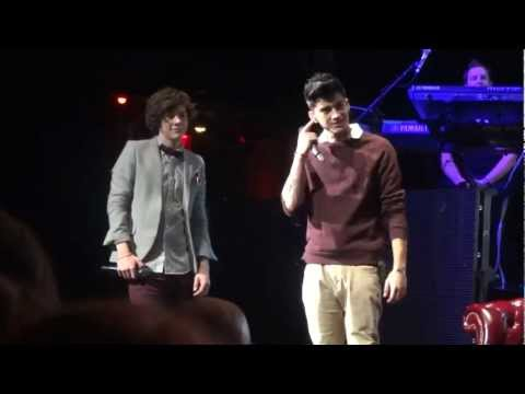 One Direction 5/26/12 NYC Beacon Theatre FAQ Fresh Prince, Accents, Lies, Body Switching, Languages