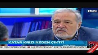 İLBER ORTAYLI'DAN KATAR HAKKINDA  ŞOK SÖZLER!!