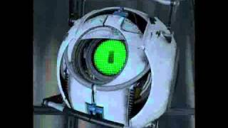 All quotes from Portal 2's Adventure Sphere (AKA Rick)