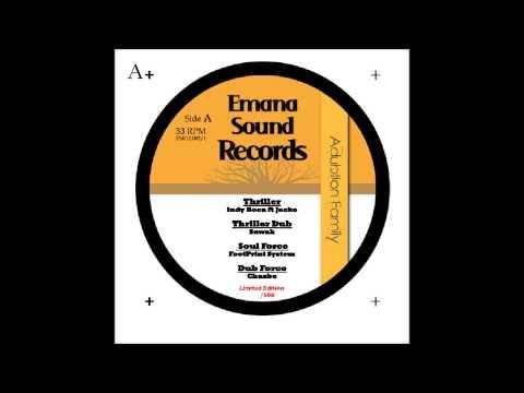 Indy Boca feat Jacko - Thriller