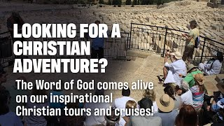 About Living Passages Bible Cruises & Christian Tours