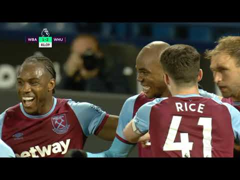 West Brom West Ham Goals And Highlights