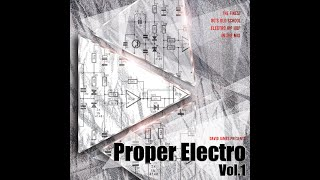 Proper Electro Vol.1 - Old School Hip Hop Electro Funk - DJ Mix - Back to the 80