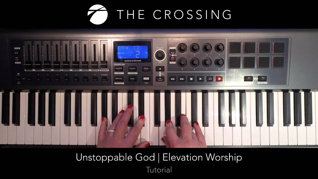 Piano tutorial unstoppable god elevation worship b original piano tutorial unstoppable god elevation worship b original youtube baditri Images