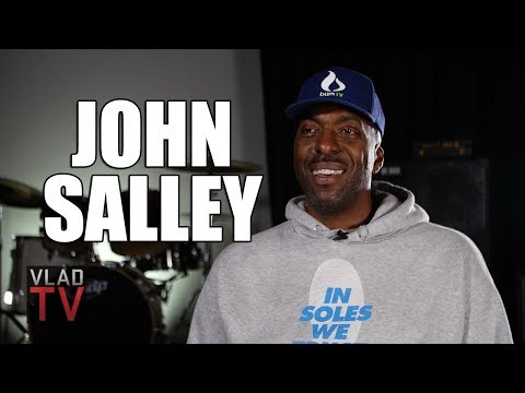 "John Salley Clarifies What Dennis Rodman Meant by ""Hating Detroit"" (Part 3)"