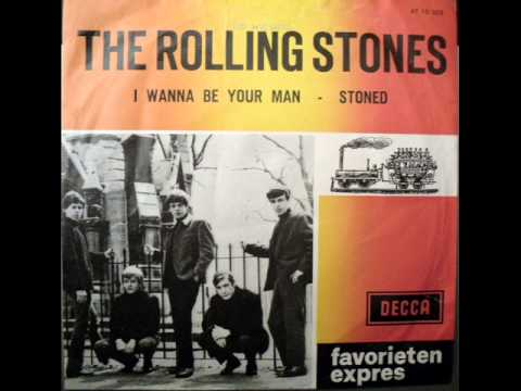 THE ROLLING STONES: I Wanna Be Your Man // Stoned (1963)