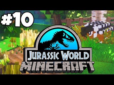 Jurassic World: Minecraft Dinosaurs   ANKYLOSAURUS (Playthrough Part 10)