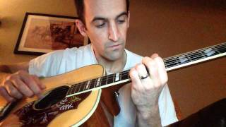 The Smoke Has Cleared by Neal Driscoll - Tony's Acoustic Challenge