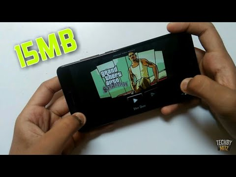 [15Mb]How To Download GTA San Andresas For Android Just In 15MB Highly Compressed!