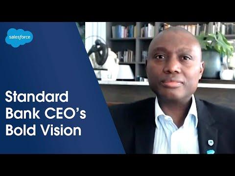 Standard Bank's Transformation