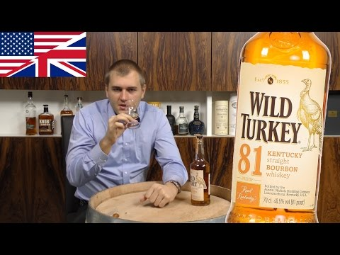 Whiskey Review/Tasting: Wild Turkey 81