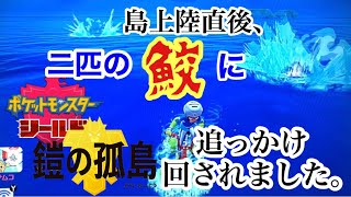 【ポケモン盾】鎧の孤島 初見実況プレイPart1