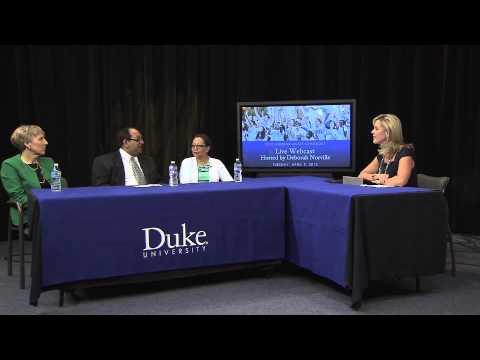 Duke University Parent Chat 2013 - Greek Life