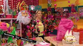 KnutselTV - Promo Unicorn cadeauzakje