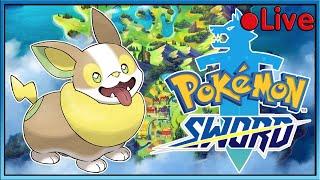 Pokemon Sword - Gym Battles! - ???? Live
