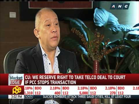 Globe ready to defend San Miguel deal in court