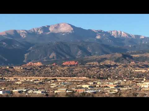 A Tour of the UCCS Campus Colorado Springs