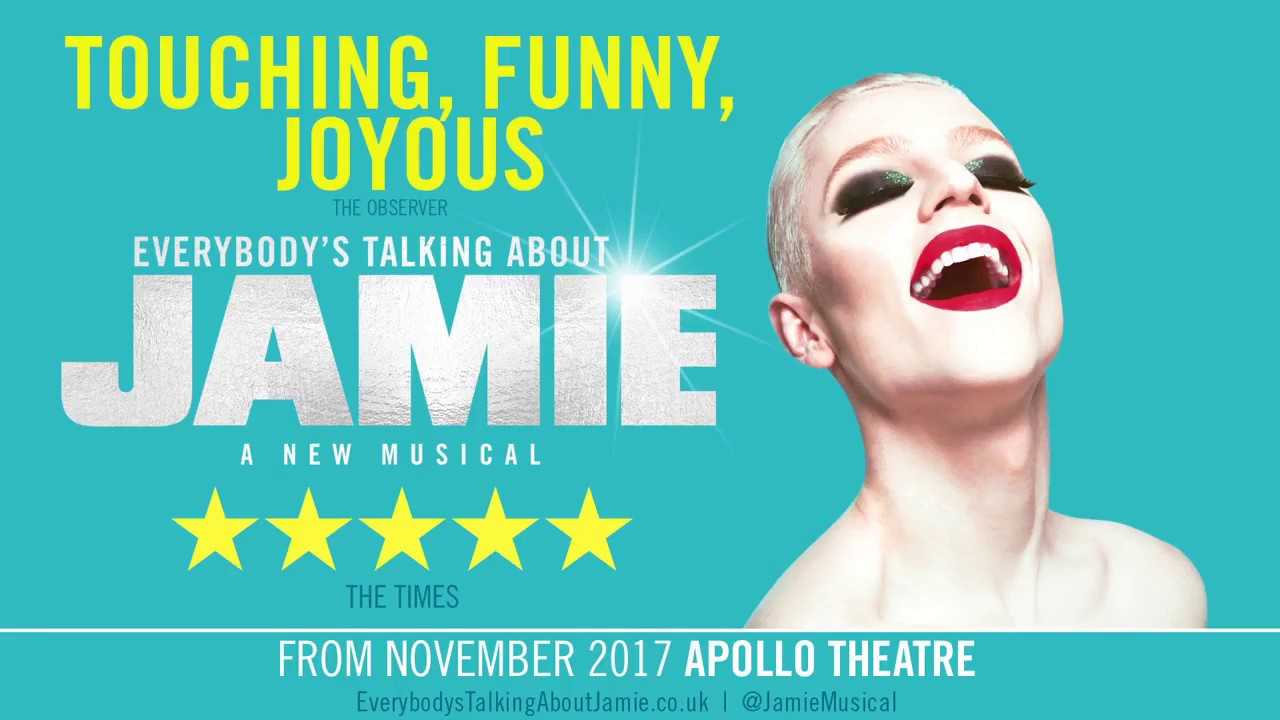 everybody's talking about jamie - photo #13