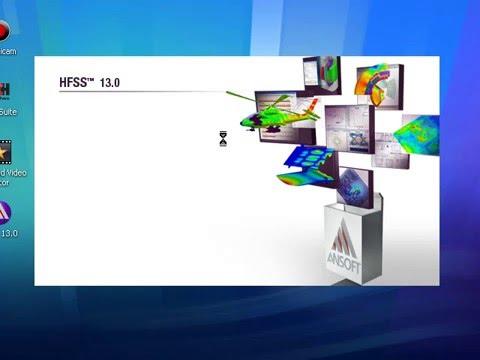 Download hfss 13 full crack | Ansoft Hfss 13 2011 Fully