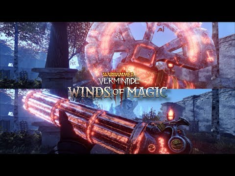 Winds of Magic Beta - Weave Illusion Showcase / All Weapons|Vermintide 2 |