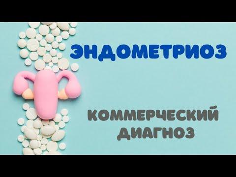Эндометриоз - коммерческий диагноз - Др. Елена Березовская -