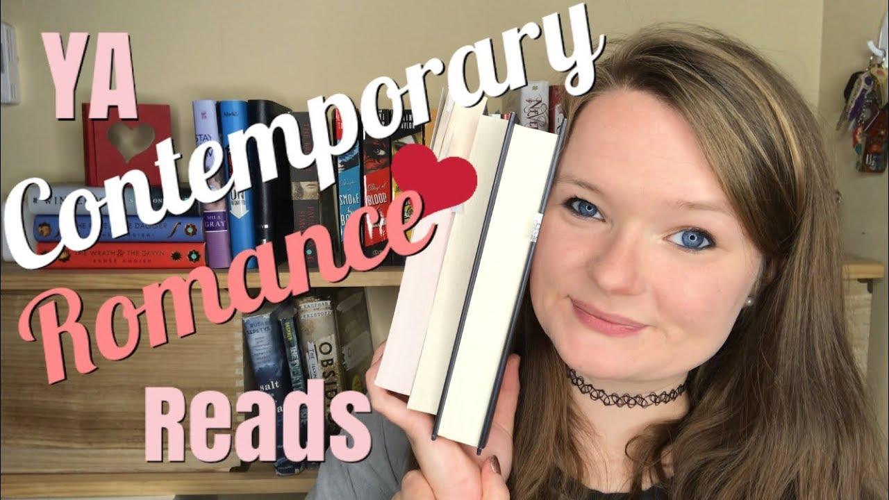 YA CONTEMPORARY ROMANCE BOOKS