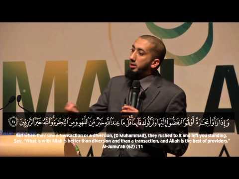 The Final Miracle - Ustadh Nouman Ali Khan