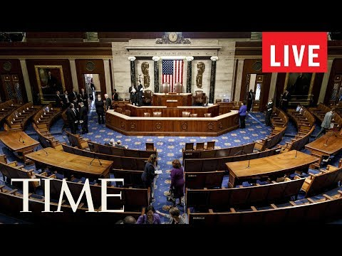 U.S. Senate Vote On Spending B government shutdown 2018