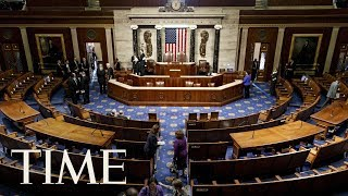 U.S. Senate Vote On Spending Bill That Would End Partial Government Shutdown | TIME