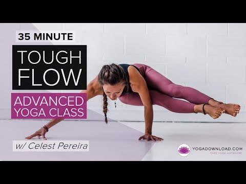 20 min Tough Flow - Free Class